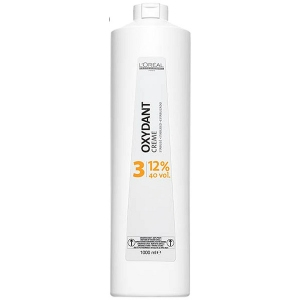 Agua Oxigenada Oxydant Creme 3 40vol. 12% - Loréal Professionnel 1000ml