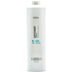 Agua Oxigenada Oxydant Creme 1 20vol. 6% - Loréal Professionnel 1000ml