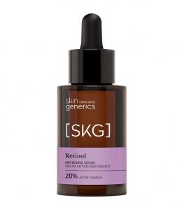 SERUM ANTIENVEJECIMIENTO RETINOL - 20% COMPLEJO ACTIVO SKIN GENERICS