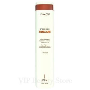 KINACTIF SUNCARE -Shampoo 250 ml- Champú Solar KIN COSMETICS