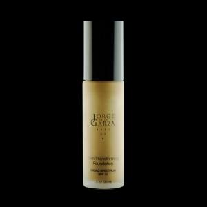Skin Transforming Foundation SPF15 -Maquillaje Piel Perfecta- JORGE DE LA GARZA
