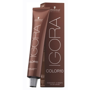 TINTE PERMANENTE 10 MINUTOS -IGORA COLOR 10- 60ML SCHWARZKOPF