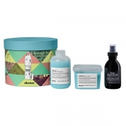 Comprar BOX ILUMINATING FUTURE -MINU CHAMPÚ 250ML  MINU ACONDICIONADOR 250ML  OI ALL IN ONE MILK 135 ML- DAVINES