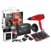 Comprar PACK SECADOR RAPIDO ROJO PROFESSIONAL HAIRSTYLE BOX P1035E BABYLISS PRO