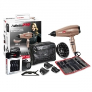 Comprar PACK SECADOR RAPIDO ORO ROSA PROFESSIONAL HAIRSTYLE BOX P1035E BABYLISS PRO