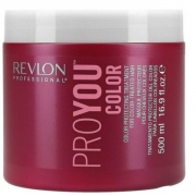 Comprar PRO YOU COLOR TREATMENT - MASCARILLA PROTECTORA DE COLOR 500ML - REVLON