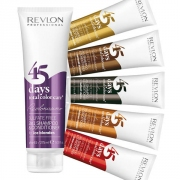 Comprar 45 DAYS - CHAMPU Y ACONDICIONADOR CON COLOR 275ML REVLON