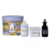 Comprar BOX SMOOTHING CYBER -LOVE CHAMPÚ 250ML  LOVE ACONDICIONADOR 250ML  OI ALL IN ONE MILK 135 ML- DAVINES