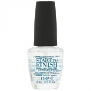 Comprar START TO FINISH -ESMALTE BASE, BRILLO Y FORTALECEDOR- 15ML OPI