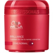 Comprar MASCARILLA BRILLIANVE FINE -PROTECTOR DE COLOR CABELLO FINO- 150ML WELLA