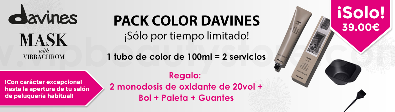 PACK COLOR DAVINES